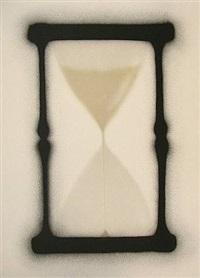 reloj de arena by ed ruscha