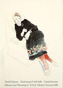 zeichnungen und grafik by david hockney