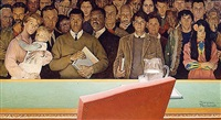 the right to know by norman rockwell
