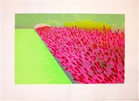 privacy plot: flower garden by ivor abrahams