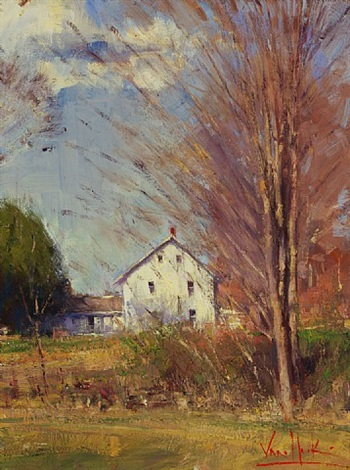 november by george van hook