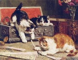 mischief by charles h. van den eycken