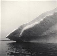 iceberg iv, disko bay, greenland by lynn davis