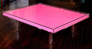 table by yves klein