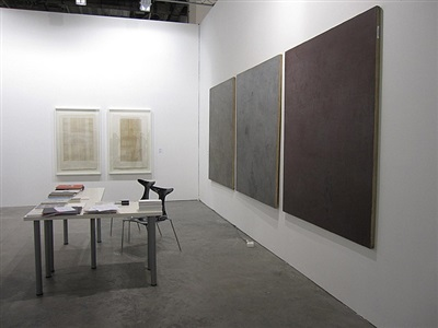 art stage singapore exhibition view 2 (chen yufan and wang yabin)