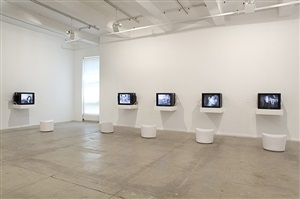 six movements: video work from 1975 by dara birnbaum
