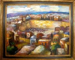 jerusalem by slava brodinsky