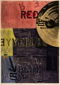 periscope by jasper johns