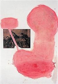 le tango ii by julian schnabel