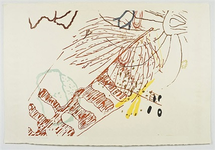 17 drawings by thoreau by john cage