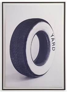 untitled from the portfolio: the readymade boomerang by allan kaprow