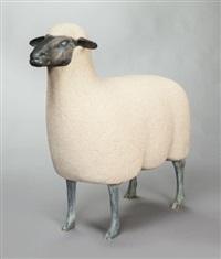 mouton transhumant by françois-xavier lalanne
