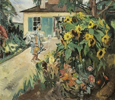 my garden by leo putz