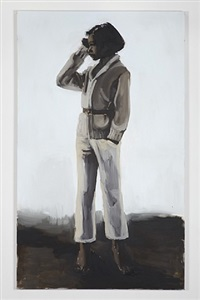 watcher by lynette yiadom-boakye
