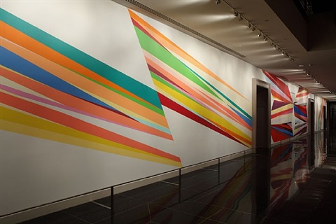 revolution: installation view noma by odili donald odita