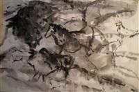 creature rocks by elaine de kooning