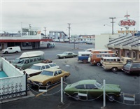 5th street and broadway, eureka, ca by stephen shore