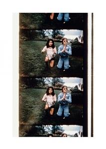 john and yoko, june 12, 1971 by jonas mekas