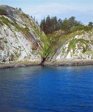 alaska landscape #3 by catherine opie