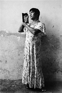 magnolia, juchitan, oaxaca by graciela iturbide