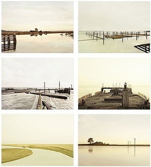 six american sunsets by elger esser