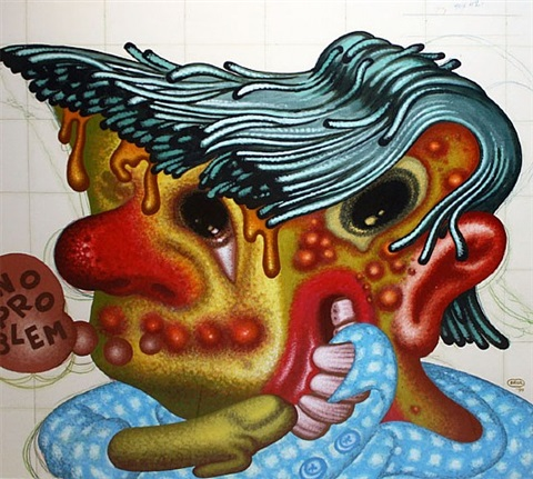 no problem by peter saul
