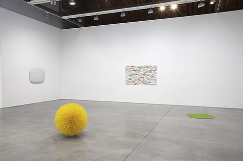 installation view by tom friedman