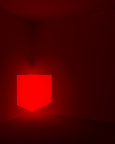 munson, red by james turrell