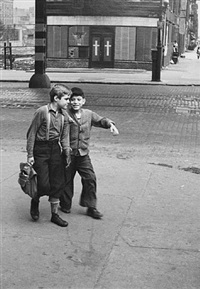nyc by helen levitt