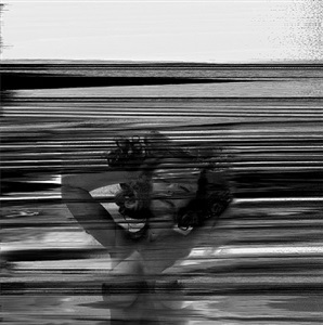 marjorie in may, haight/ashbury, 2006 by melanie willhide