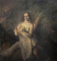 tourettes by odd nerdrum