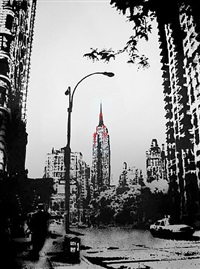empire state special edition by nick walker