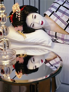 laurie simmons the love doll geisha days 31-36 by laurie simmons