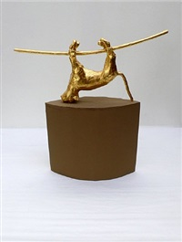 lion 2 by bill woodrow