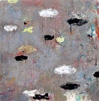 water lilies i by jürgen möbius
