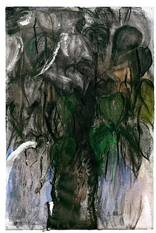 catalpa tree by jim dine