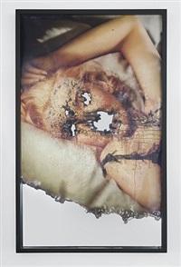self portrait of you + me (marilyn 5) by douglas gordon