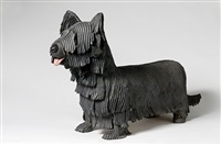 sunny (skye terrier) by anne arnold
