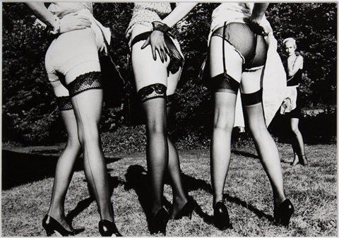 untitled from revenge by ellen von unwerth