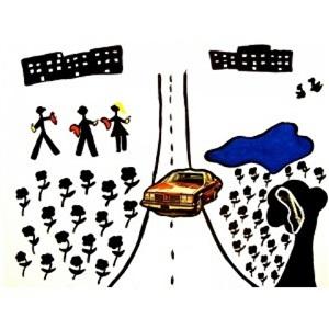 where do broken hearts go (katonya 12) by kalup linzy
