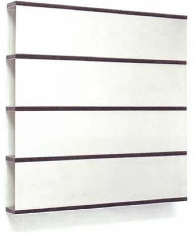 untitled (#13) by donald judd