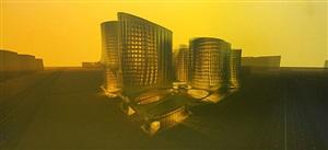 republic square, kazakstan by zaha hadid