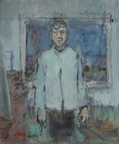 self portrait by john edward heliker