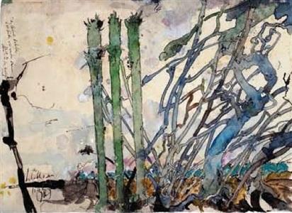 horst janssen meisterzeichnungen 1960-1995 by horst janssen