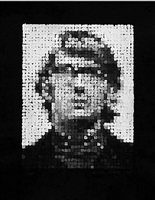 keith iii by chuck close