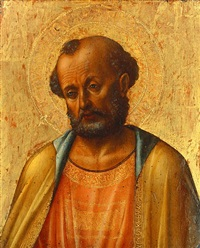 saint peter by vincenzo de foppa