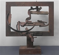 untitled (1981-13) by richard stankiewicz