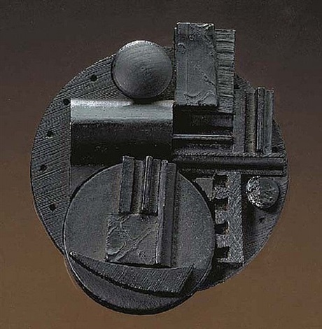 collegiate school by louise nevelson