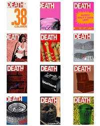 death magazine, vol. 1, issues 1-12 by komar and melamid
