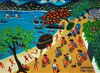 flamengo - the flamengo neighborhood by lia mittarakis